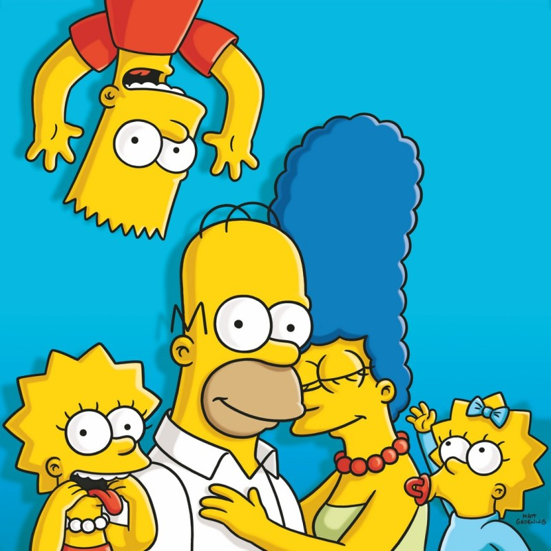 Los Simpson The Simpsons Home Web Oficial De Fox España Tv