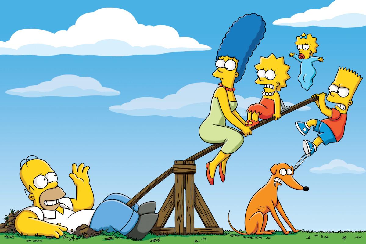 Los simpson the simpsons home web oficial de fox - Marge simpson et bart ...